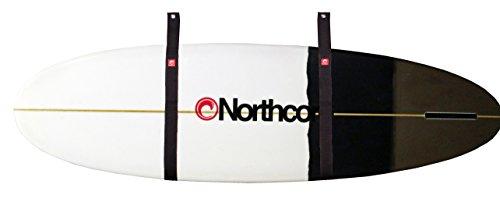 Northcore Surfing- und Wassersportzubehör - Surfboard-Display-Aufbewahrungsgurt - Länge: 26