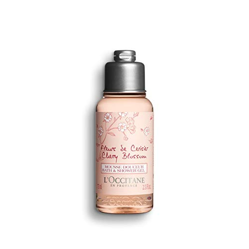 Gel Douche Fleurs de Cerisier - 75 ml
