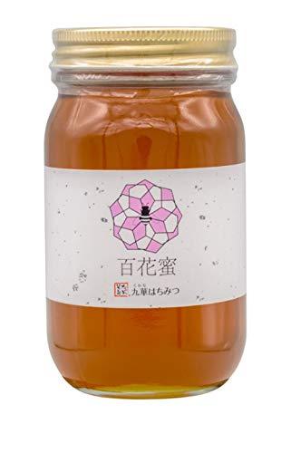 舘養蜂場本店 九華(くわな) はちみつ 百花蜜 300g