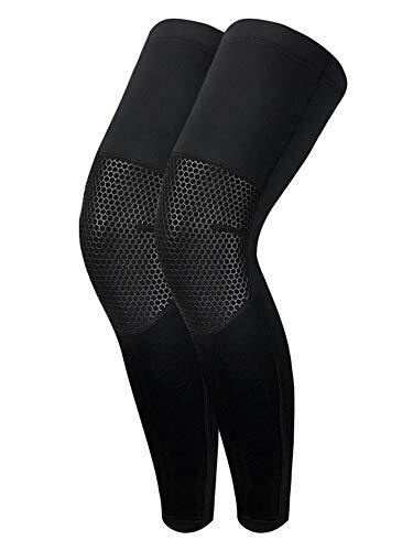 Wamsatto Atmungsaktiver Beinschützer Sonnenschutz Beinabdeckungen zum Reiten MTB