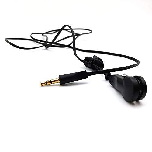 Bestbeans Cardio-oorclip voor cardio-apparaten, 2 diodes, compatibel met Kettler Hammer fitnessapparaat, 2-voudig zeer nauwkeurige hartslag-pulsmeting, accessoires, crosstrainer, ergometer, hometrainer