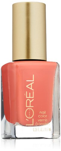 L'Oréal Paris Colour Riche Nail, Orange You Jealous?, 0.39 fl. oz.