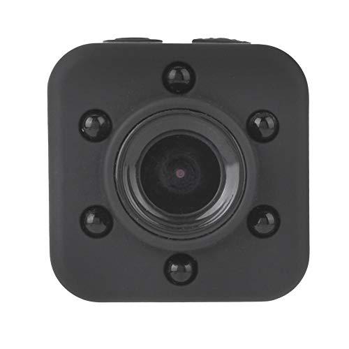 Mini draagbare camera, 155 graden groothoek, nachtzichtcamera met bewegingsdetectie, 1080p computercamera, geschikt voor Net Class/Video Conference/Home Security