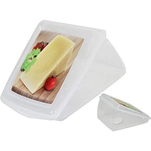 HEGA Rotterdam Caja con Etiqueta de Molde, Varios quesos de cuña, Talla única