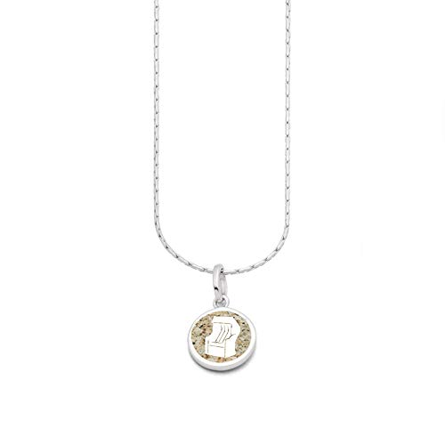 "DUR Damen Kette\""Strandkorb\"" aus 925er Silber Länge ca. 420 MM K2497"