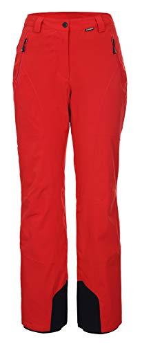 Icepeak Noelia - Damen Skihose in rot, Gr. 21