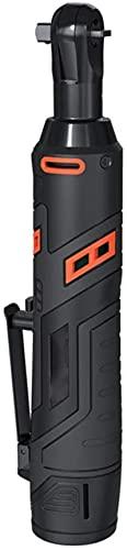 aedouqhr Pistola de Impacto eléctrica con Llave de trinquete, Impacto Compacto de...