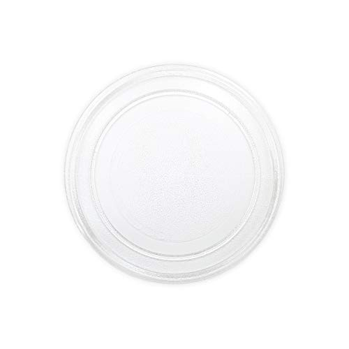 Recamania - Piatto per Forno a microonde Universale Diametro 245 mm
