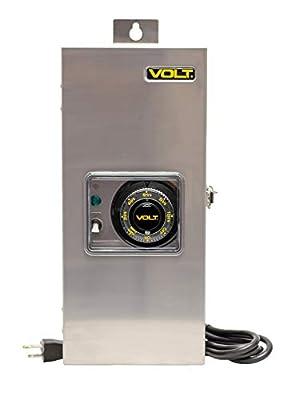 VOLT 300W LED Low Voltage Transformer (12V/15V)