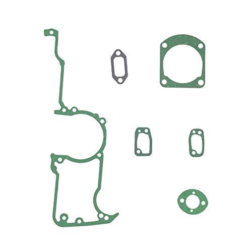 Cancanle Kit de juntas de repuesto para motosierra Husqvarna 268 272 268K 272Xp 272K Jonsered 670 630 625