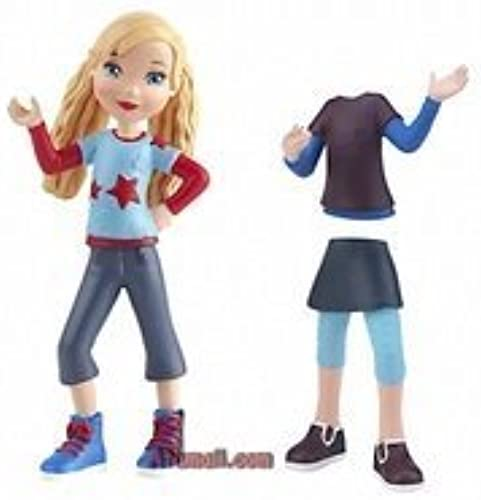 Ivoiturely mode Switch Sam Doll - Star Shirt by ivoiturely