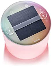 Deal on MPOWERD Luci Color Essence - Multi-Color Inflatable Solar Light, Matte Finish