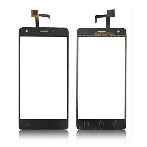 MOLIBAIHUO Negro Compatible con Oukitel K6000 Pro Pantalla táctil Pantalla táctil Digitalizador Sensor Sensor Reemplazo 100% Tacto Tacto Sensor + Herramientas Pantallas táctiles (Color : Black)