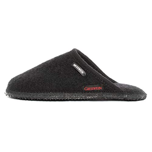 GIESSWEIN Unisex Tino Pantoffeln, Schwarz 022, 39 EU