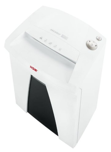 Save %38 Now! HSM SECURIO B24c L4 Micro-Cut Shredder; Shreds up to 13 Sheets; 9-Gallon Capacity