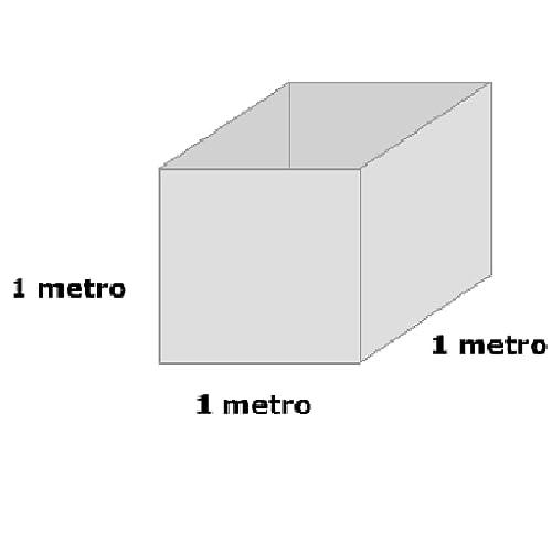 Conversor de pie cubico a metro cubico