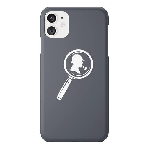 Sherlock Holmes - Funda protectora para teléfono inteligente (plástico duro)