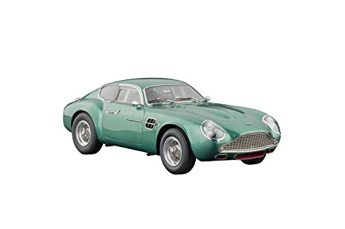 CMC-Classic Model Cars Aston Martin DB4 Gt Zagato 1961 1:18 Scale Detailed Assembled Collectible Historic Antique Vehicle Replica