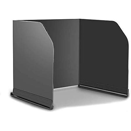 """Anbee 9.7-10.1"""" inch Tablet Sun Hood Sunshade Compatible with DJI Mavic Mini 2 / Mavic Mini/Mavic Air/Spark/Phantom/Inspire/Mavic 2 Zoom Pro (L200)"""