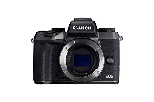 Canon EOS M5 Mirrorless Camera Body - Wi-Fi Enabled & Bluetooth (Renewed)