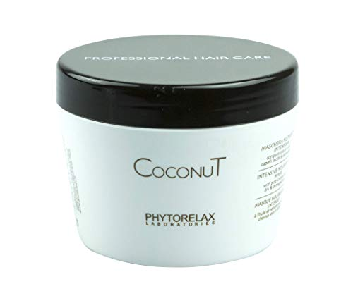Phytorelax Laboratories Coconut Intensive Maschera Nutriente - 250 ml