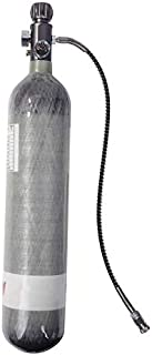 CE 2L 4500psi pcp Charging air Cylinder with Valve and Hose