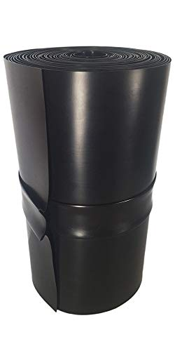 Goberco Under Deck Drainage System - Z/50/16 - Each roll 50' long, for 16'' joist spacing, 30 mils thick black lldpe
