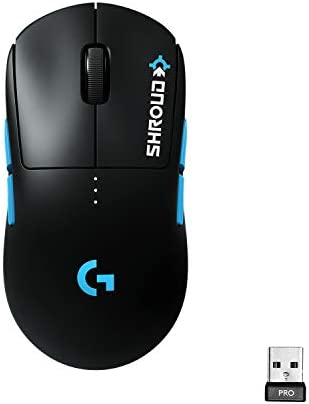 Logitech G PRO Wireless Gaming Mouse Shroud Edition product image