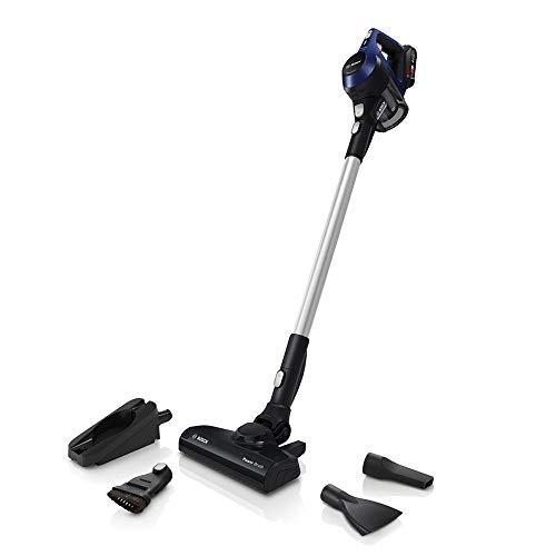 Bosch Hogar Unlimited Serie | 6 Aspirador sin Cable, 0.3 litros, 2 Velocidades, Azul