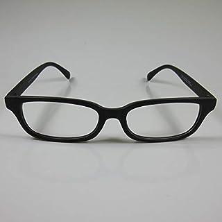 CEPEWA chique moderne leesbril zwart 3 +3,5 voor dames en heren kant-en-klare bril