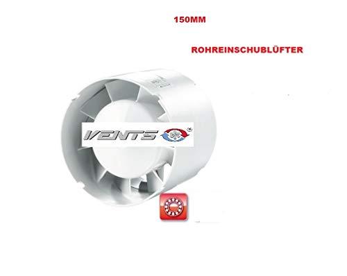 Rohrventilator Vents - Rohreinschublüfter -150 VKO1 mit Kugellager -NEU 2019