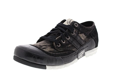 Yellow Cab Herren Mud M Sneaker, Schwarz (Black), 40 EU