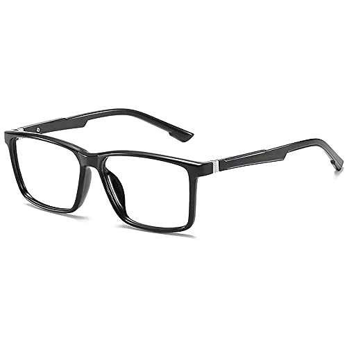 Reading Glasses Occhiali Anti Luce Blu per Anti Mal di Testa e Affaticamento degli Occhi Materiale per PC Super Occhiali da Vista Lenti in Resina Occhiali da Lettura per Computer