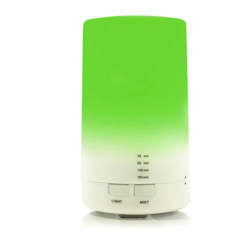 Navy Penguin USB Difusor de Aroma de Aceites Esenciales - 70ml Mini Portátil Humidificador Aromatizador Purificador Ultrasónico - para Aromaterapia, Hogar, Coche, Viajes, Oficina, Dormitorio y Baño