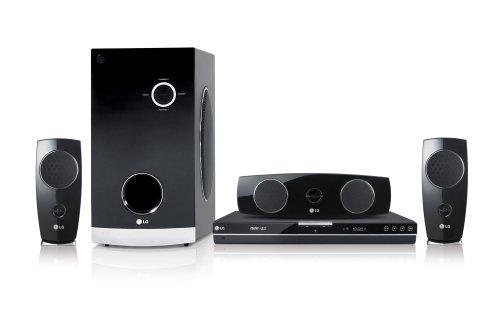 LG HRT403DA - Equipo de Home Cinema de 400W (disco duro de 160 GB) (importado)
