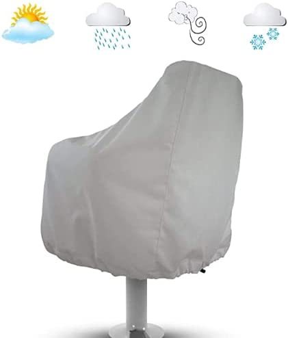 2 Pack Gifts Boat Seat Cover Max 82% OFF Chair Co Outdoor Folding Waterproof