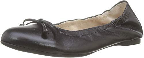 Gabor Shoes Damen Casual Geschlossene Ballerinas, Schwarz (Schwarz 27), 39 EU