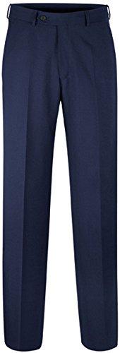 GREIFF Herren-Hose Anzug-Hose PREMIUM regular fit - Style 1325 - royalblau - Größe: 56