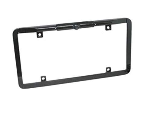 EchoMaster CAM-LFDPLB-N Full Frame License Plate Mount Camera Mirror Image