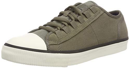G-STAR RAW Herren Scuba III Sneaker, Grün (Smoke Green 2688), 40 EU