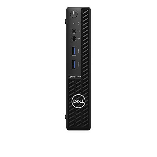 Dell OptiPlex 3080 USFF i5-10500T/8GB/256SSD/USB3/W10Pro 1J VOS
