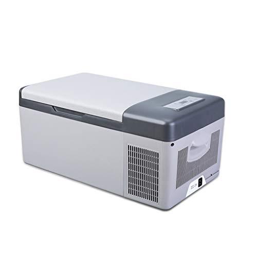 Auto Koelkast draagbare digitale display compressor koelkast vrieskast auto en huis zijn beschikbaar 12V / 24V / 220V