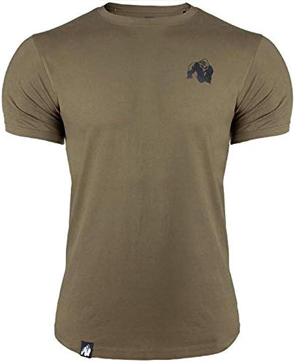 Maglietta da palestra - t-shirt bodybuilding - gorilla wear B081TJ5H4B