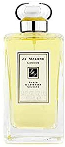Jo Malone Amber And Lavender Cologne Spray, (Originally Without Box) 3.4 Ounce