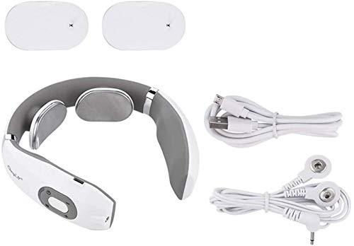 DYB Máquina de Masaje de Cuello, masajeador de Cuello portátil USB eléctrico...