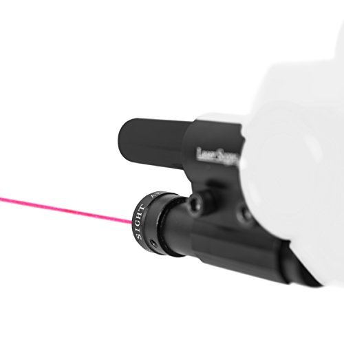 Cosy Meadow Laser Sight Beam | Works with Bug & A Fly Salt Gun 2.0 | Asalt Scope Fits Lawn & All Versions of Insect Assault Shotgun | Airsoft BB Pump Shooter Rifles
