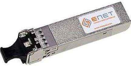 ENET SFP-10G-LR-X-ENT 10GBASE-LR SFP+ 1310NM 10KM LC SMF Cisco Compatible TAA Compliant