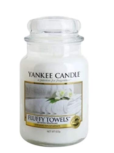 Yankee Candle Scenterpiece Easy MeltCup, Fluffy Towels, for...