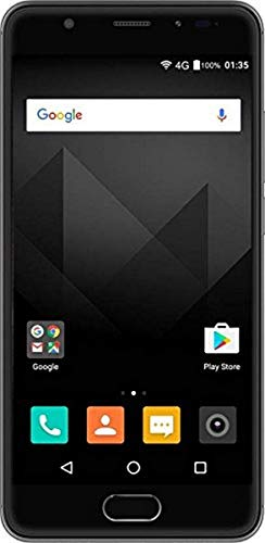 YU YU5040 (Chrome Black, 4GB RAM, 32GB Storage)