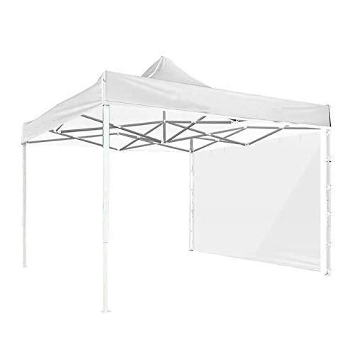 POHOVE Canopy Sunwall Up Canopy Tienda de campaña lateral de pared de tela plegable portátil al aire libre práctico Wa terpr oof con paredes laterales extraíbles Comercial -Serie 6.56 x 9.84 pies